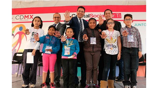 Más de 12 mil derechohabientes del Programa Niñas y Niños Talento están vinculados con las ciencias