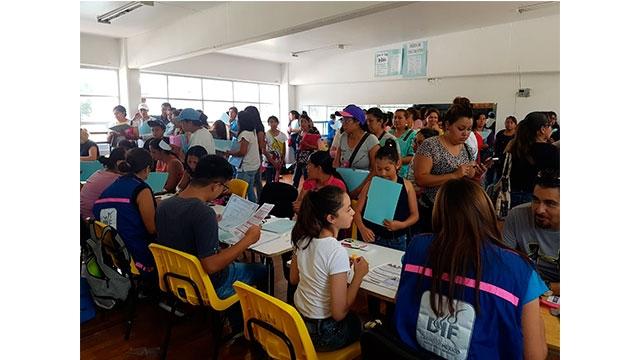 Más de 65 mil niñas y niños realizaron pre-registro para incribirse al Programa Talento del DIF CDMX