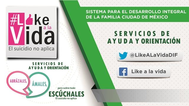 #LikeALaVida