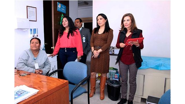 La Directora General del DIF CDMX, Esthela Damián Peralta, visitó la Fundación Casa Alianza México IAP
