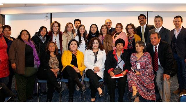 Presenta DIF Ciudad de México modelo de Atención Integral de los Centros de Educación Inicial Públicos